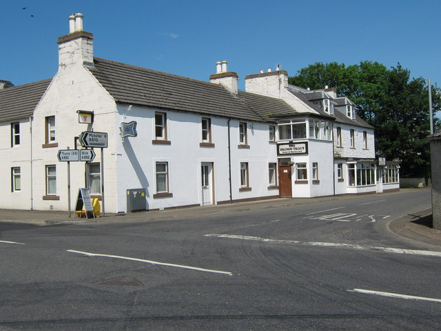 Brown Trout Hotel