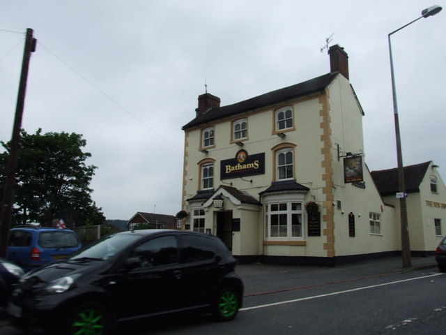 The New Inn, Wordsley