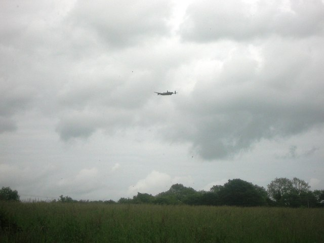 Bomber over Kent