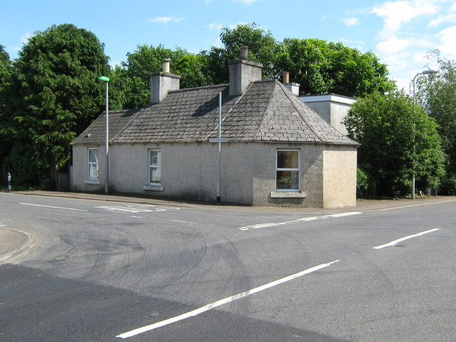 The old toll house