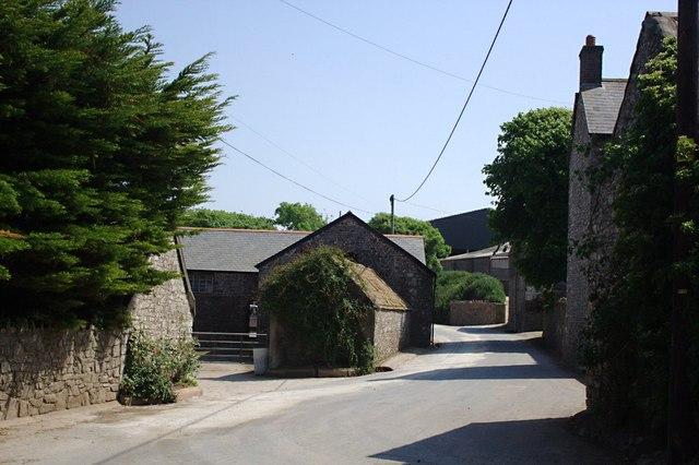 Elmscott Farm