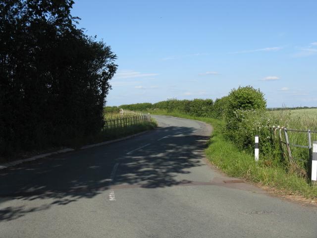 Clattercut Lane at Little Gains