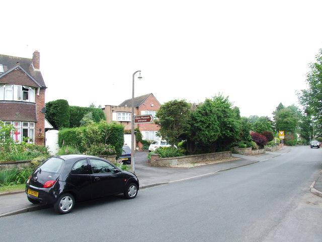 Barnett Lane, Kingswinford