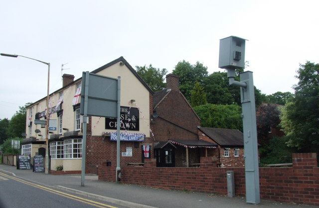 Rose and Crown, Wordsley