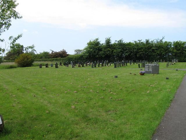 Cemetery, Dean