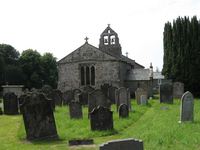 St Oswald's Church, Dean