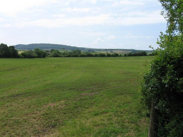 Countryside near Dean