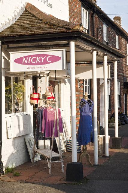 Nicky C's