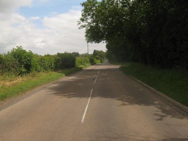 Stone Street near Thorn Lane