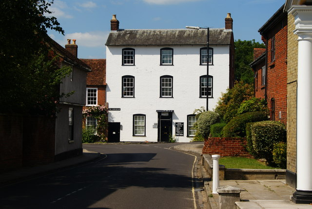 Church Street, Romsey, Hampshire