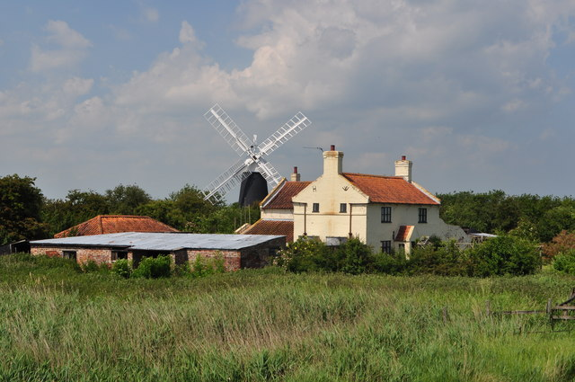 Polkeys Mill and the Half-Way House