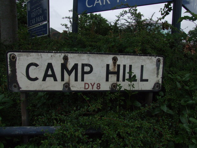 Camp Hill, Wordsley