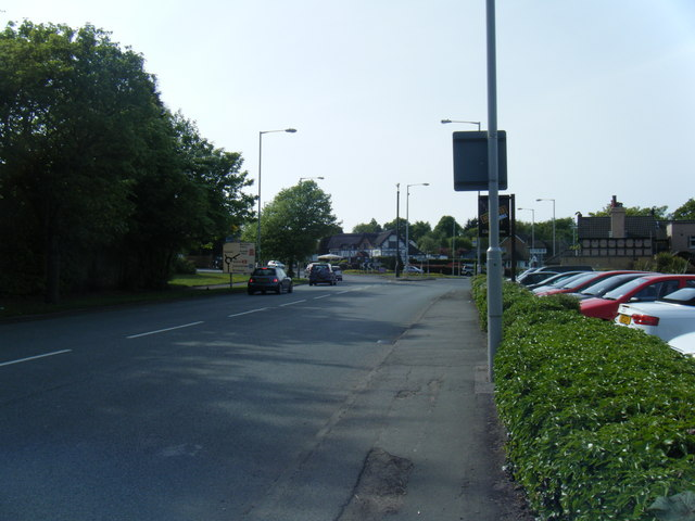 A540 Chester Road