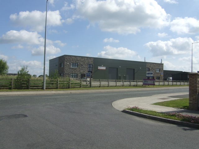 Factories on Athboy Road