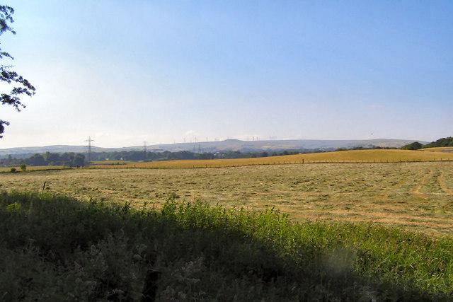 View towards Francil