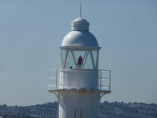 Brixham : Brixham Lighthouse