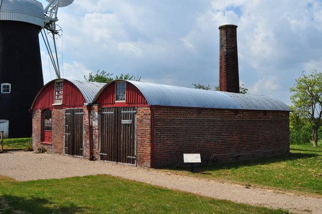 Reedham Steam Pump