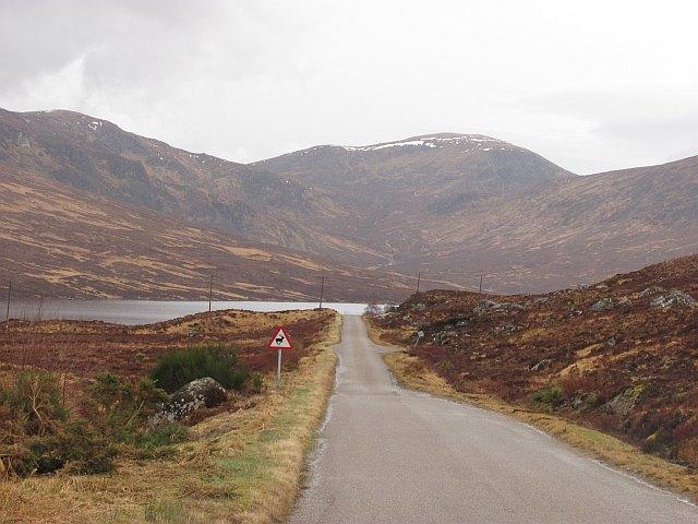 A838, Corriekinloch
