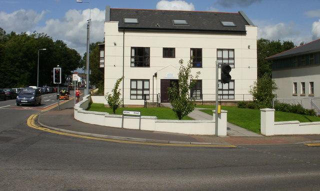 Abton House, Cardiff