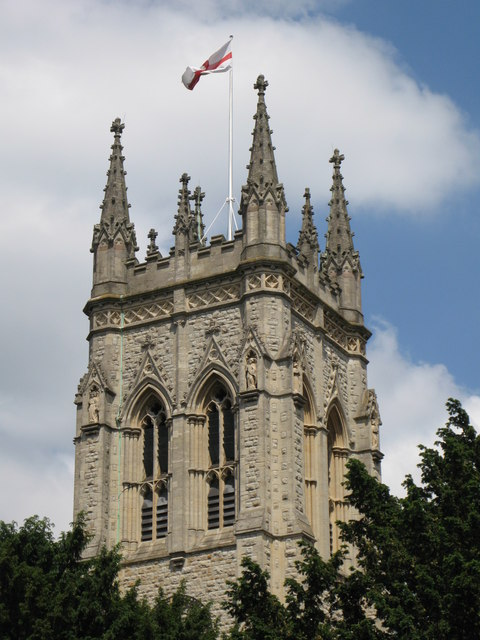 St. George's Church - tower