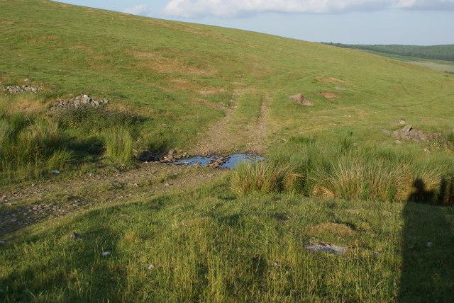 Ford near High Auldgirth