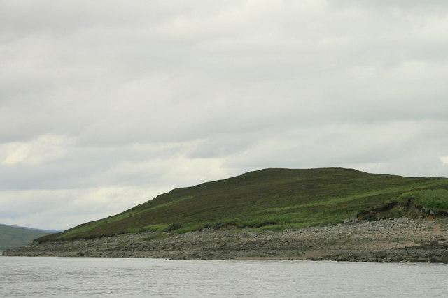 Cnoc Bhinn on the shores of Loch Shin
