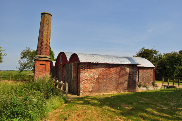 Reedham Marshes Pumping Station