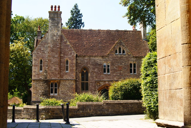 Old Vicarage, Romsey, Hampshire