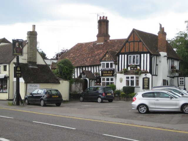 Ickleford: The Old George