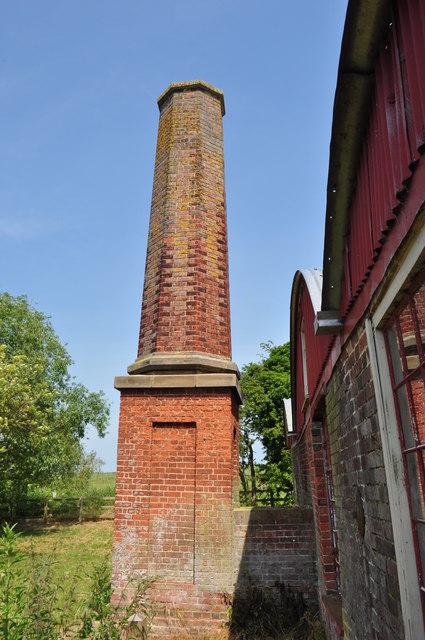 Steam Engine Chimney