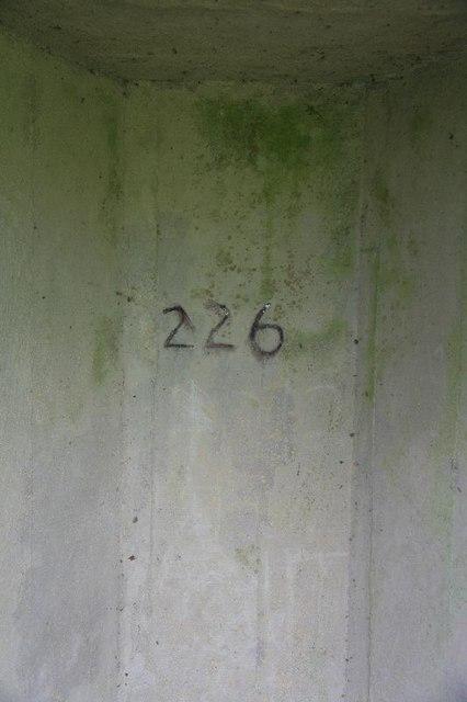 Number 226