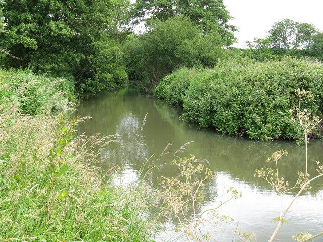 River Uck near Isfield
