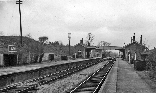 Bruton Station