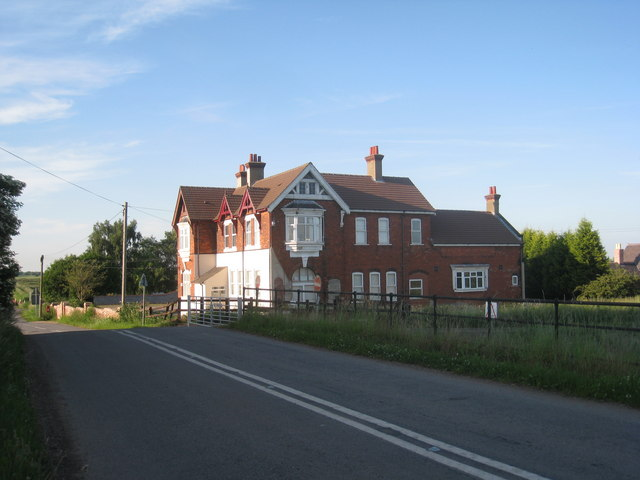 The former Park Drain Hotel