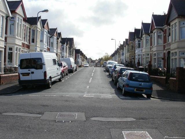 Summerfield Avenue, Cardiff