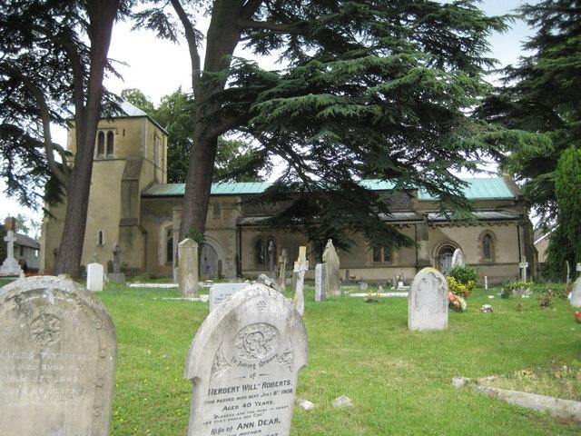 Ickleford: St Katherine's Church