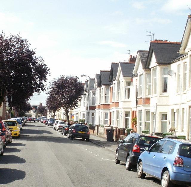 Clodien Avenue, Cardiff