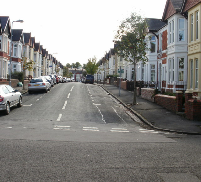 Edington Avenue, Cardiff