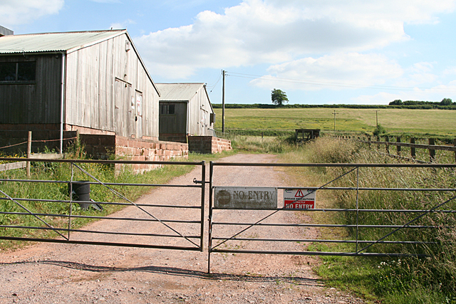 Hockworthy: poultry farm