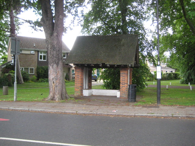 Ickleford: The Jubilee shelter