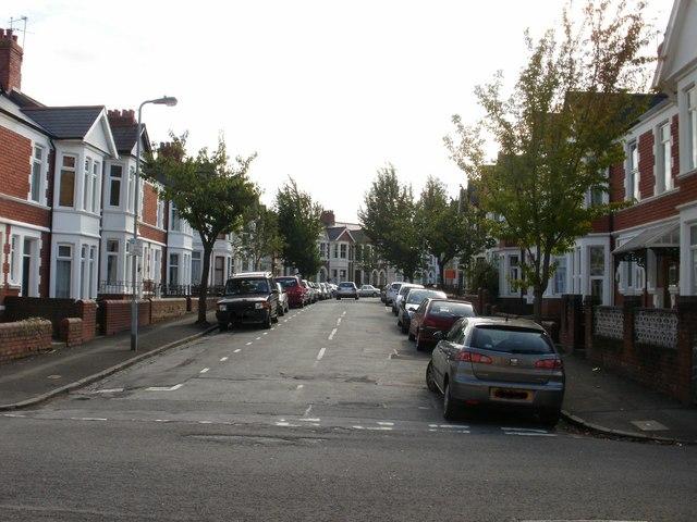 Soberton Avenue, Cardiff