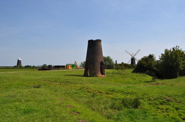 Three Mills Complex