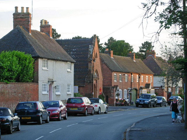 Church Street, Barford