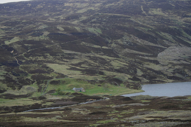 Loch Callater and Lodge