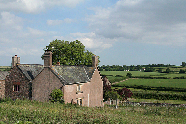 Hockworthy: Stallenge-Thorne farmhouse