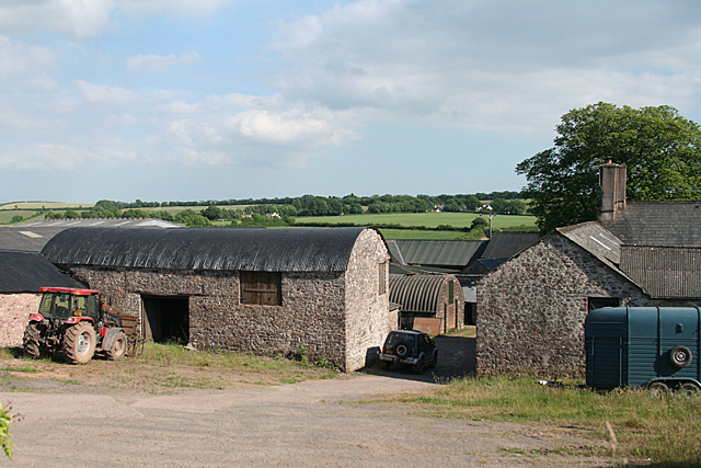 Hockworthy: Stallenge-Thorne farm