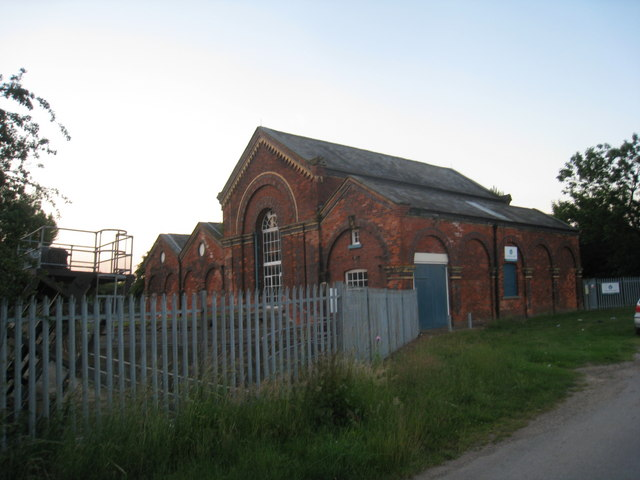 Dirtness Pumping Station