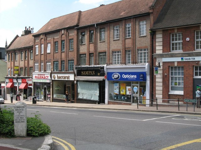 High Street, Beckenham