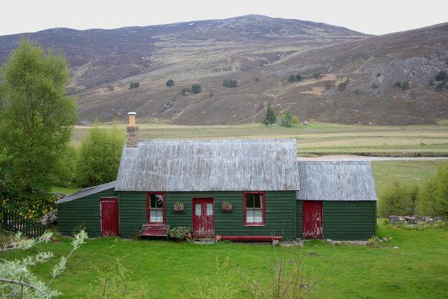 Cottage West of Braemar