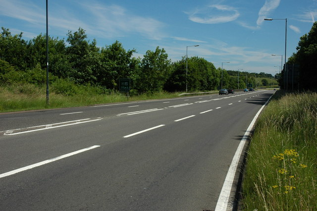 A435 at Alcester